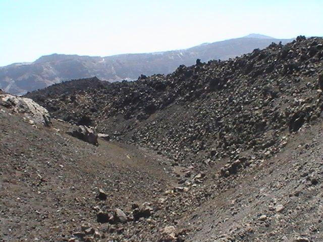 Σαντορινη [ 3 ] το Ηφαιστειο