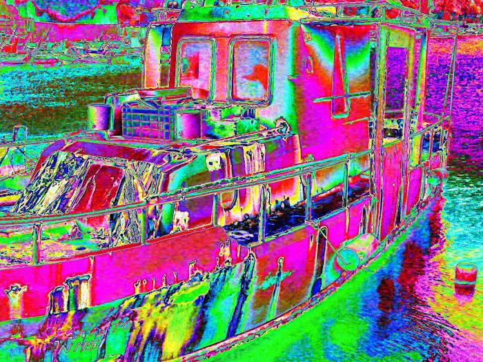 Sea-boats icones [ Αστακος Ακαρνανιας ]