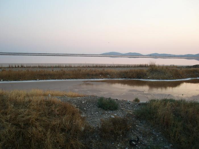 Λιμνοθαλασσα Αιτωλικου
