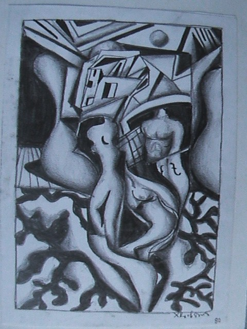 Greek Cubism 100 [   ]