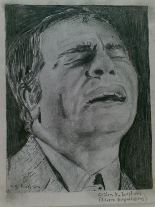 Στελιος Καζαντζιδης [ Ζωγραφιζοντας τους Μεγαλους Λαι'κους ]