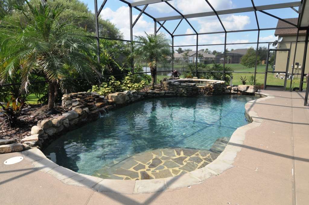 Screened In Pool : Central florida real estate september