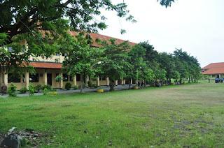 lingkunan sekolah hijau
