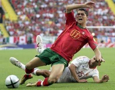 Muscle Jocks Cristiano Ronaldo