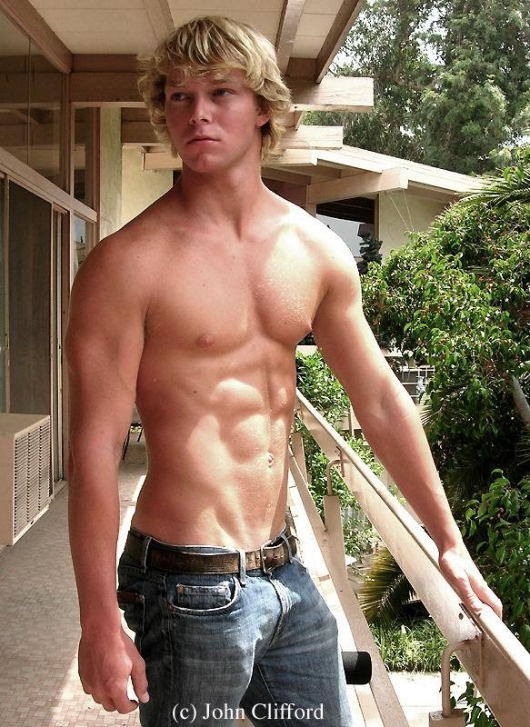 Hot Blonde Jocks 42