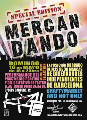 Mercandando, un evento original en Barcelona