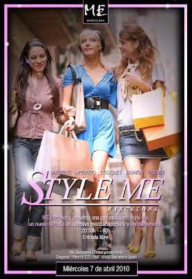 Evento de Moda en el Hotel Me de Barcelona