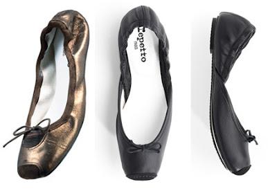 Las bailarinas un zapato chic y atemporal