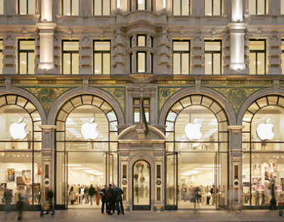 Spain's first Apple store in Barcelona