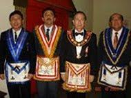 Visita por Aniversario a Logias del valle de Lima
