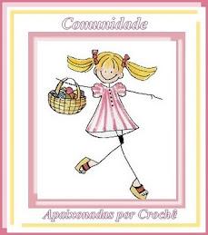 Um presentinho da Maria do Blog Mania de Crochet