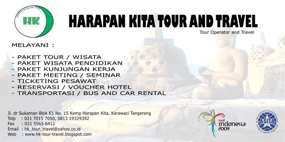 HARAPAN KITA TOUR AND TRAVEL