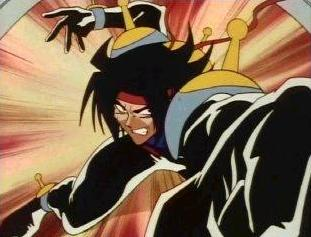 Anarchy in the galaxy anime review mobile fighter g gundam for Domon france