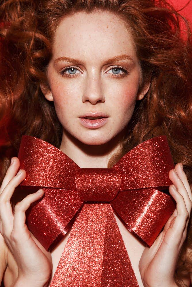 Redhead supermodels — img 10