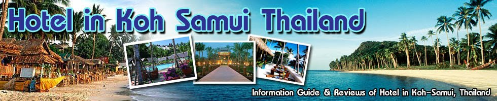 koh Samui Thailand Hotels