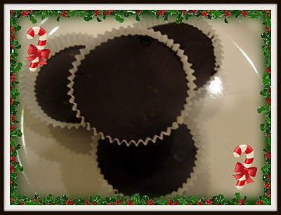 gluten-free, vegan chocolate peppermint candies