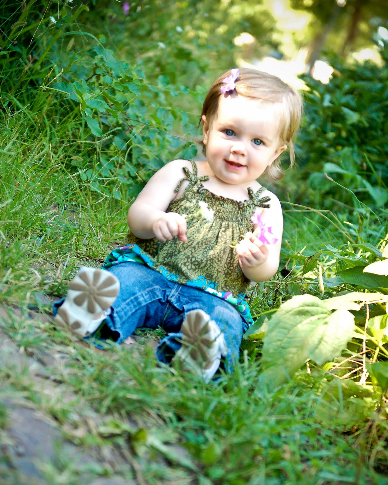 Dka Photography Pretty Flower Girl Central Iowa Child Photographer