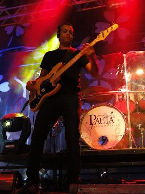 Ricardo Gomes baixista da  (Paula Fernandes) Ricardo+Gomes