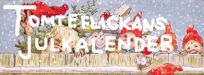 Tomteflickans Julkalender