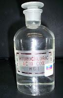 larutan asam clorida, larutan HCL, hcl, asam clorida