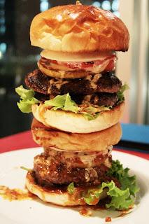 bulger,makanan cepat saji, makanan tak sehat