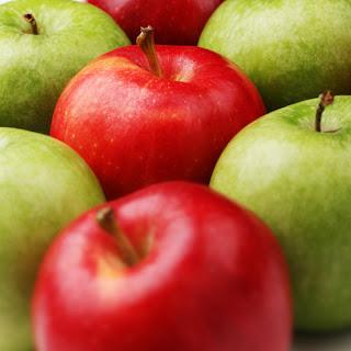 aple, apel, buah, gambar apel