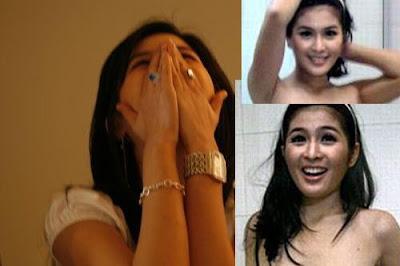 Foto Bugil Sandra Dewi, Real or Fake?
