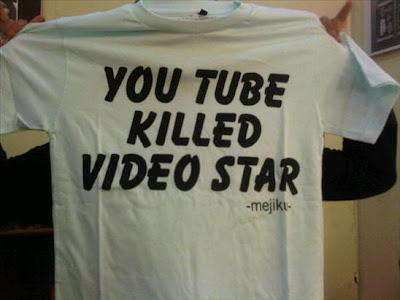 Youtube Killed the Videostar