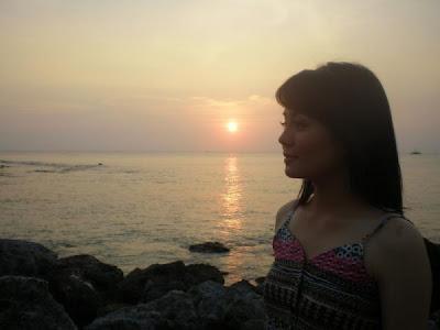 Foto Gita Sinaga protagonist