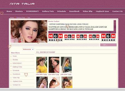 Nita Thalia's Personal Blog