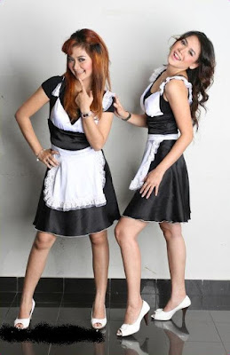 French Maid Customes