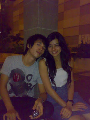 Foto Mesra Ryan D'massiv and Girlfriend
