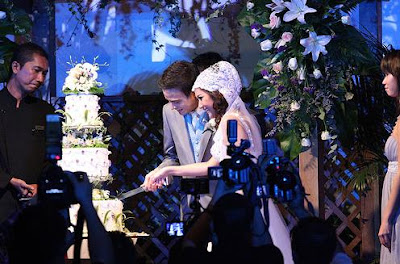 Ashraf & BCL - Wedding Reception at The Saujana, Kuala Lumpur
