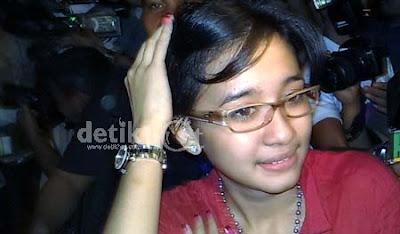 Laudya Cinthya Bella - he never hurt anyone