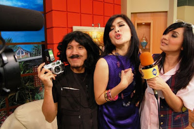 Sandra Dewi, Desta, Wiwid Gunawan