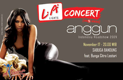 Anggun Indonesia Roadshow 2009
