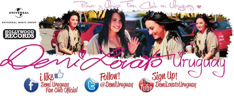 Demi Lovato Uruguay