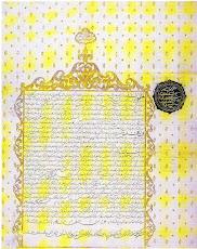 Surat dari Palembang 1823