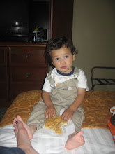 Mateo with his McDs