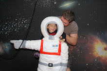 Bigs plans for his future....astronaut???