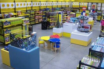 Lego lego outlet at denver co for Lago store outlet