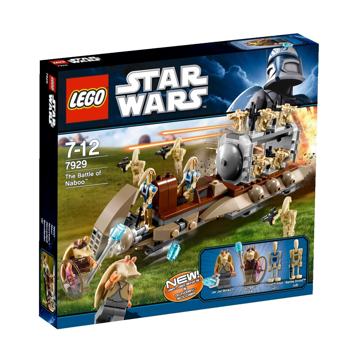 LEGO set database 7929 the