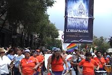 LESBIAN BANDA, de Guadalupe Olvera
