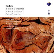 3 Violin Concertos, 5 Violin Sonatas, Cello Concerto