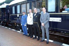 express+2 Orient Express, o nouă oprire în Gara Sinaia