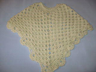 CROCHET MARTHA STEWART PONCHO   Only New Crochet Patterns