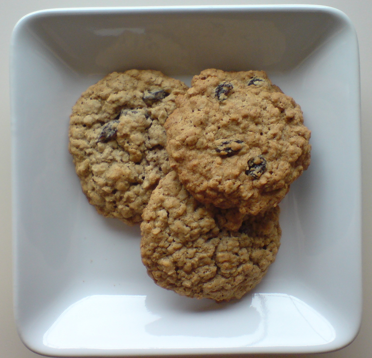 Team EtsyBABY©: Oatmeal Raisin Cookies