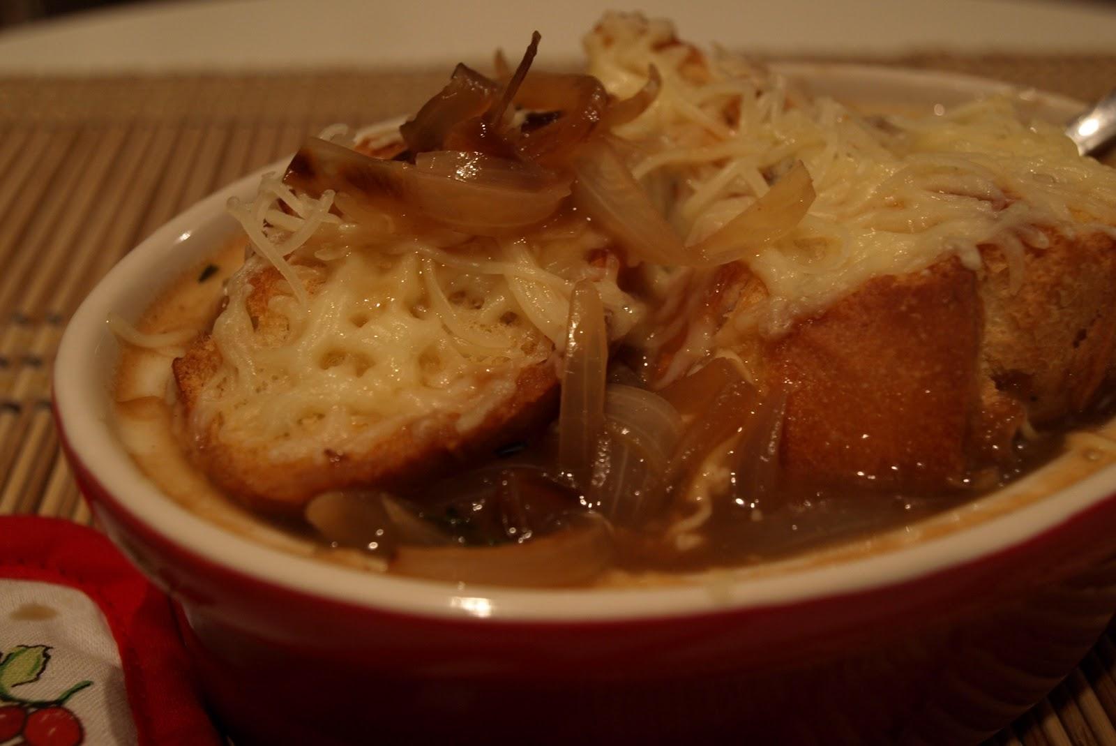 French Onion Soup Gratinee Recipes — Dishmaps