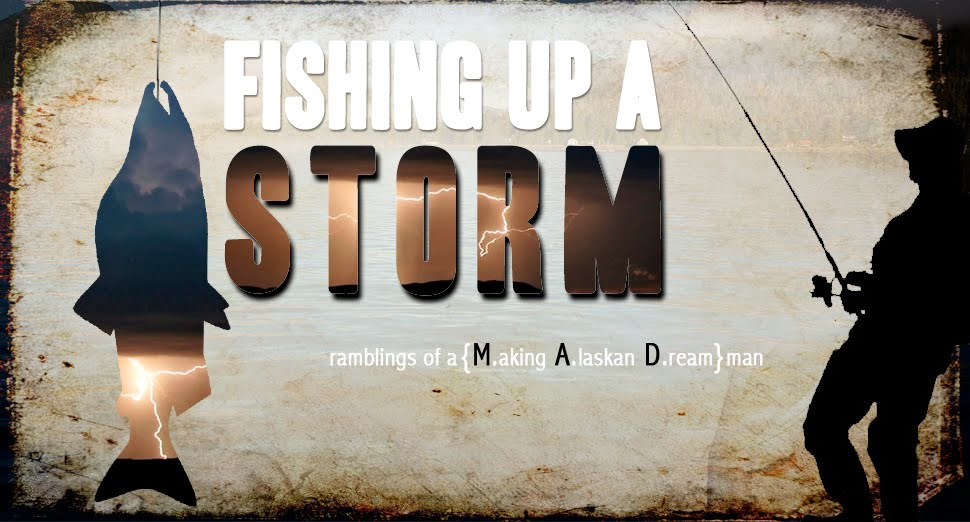 Fishing Up A Storm