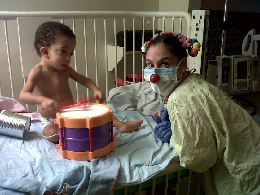 Sick In Hospital Images : ... Chez Sick Kids- making the most out of a hospital stay with your child